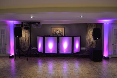 Wedding DJ at Independence Harbor in Assonet, MA