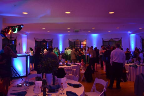 Newport's Easton's Beach Rotunda Wedding DJ in RI